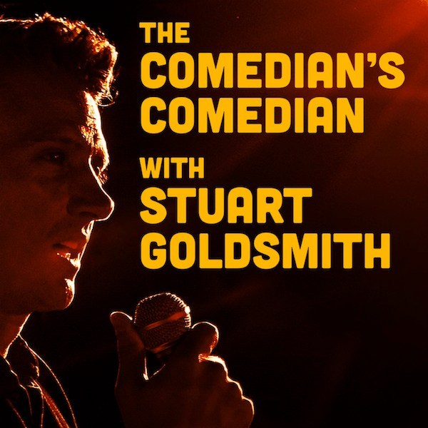 The Comedian's Comedian - September 2014