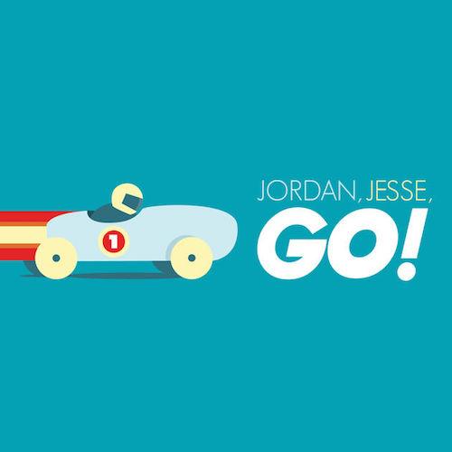 Jordan, Jesse, GO! - April 2016