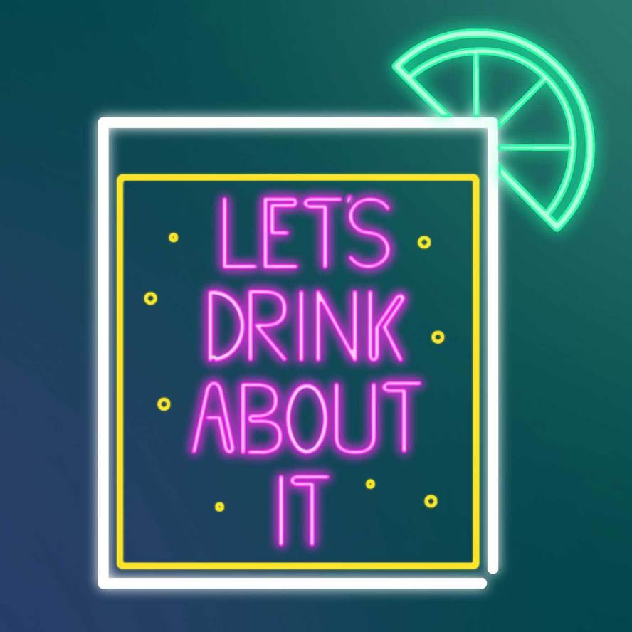 Let's Drink About It – Ep 106 - April 2016