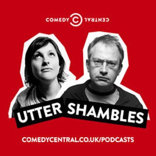 Robin & Josie's Utter Shambles - September 2016