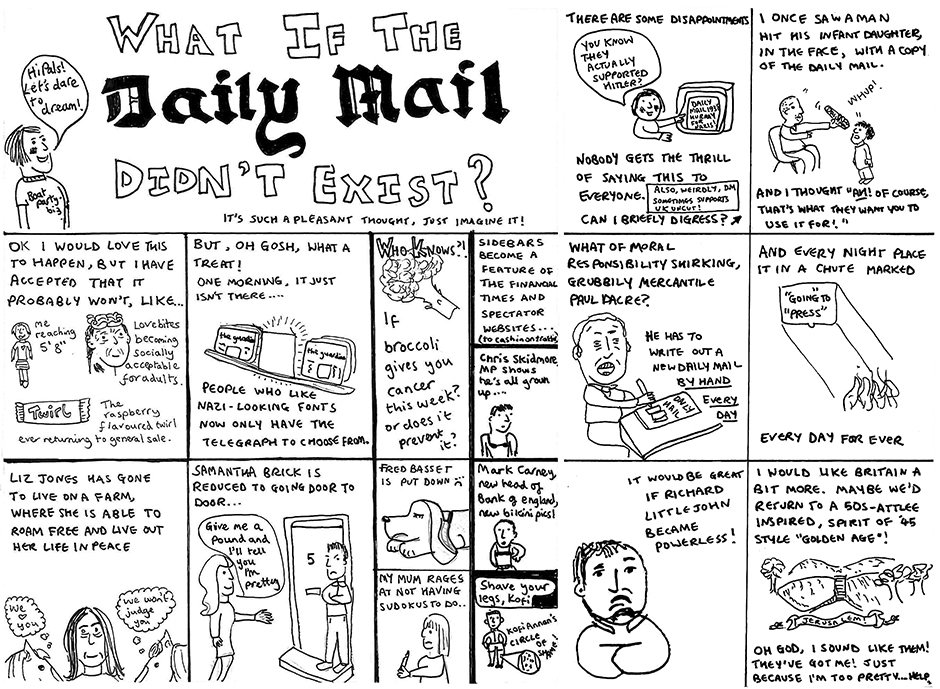 What if the Daily Mail didn't exist?