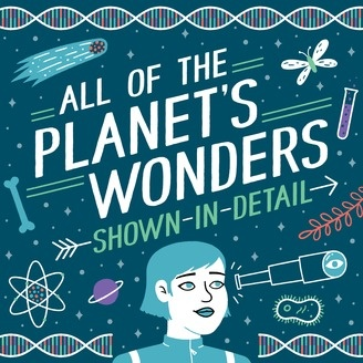 All The Planet's Wonders (Shown In Detail) - January 2019