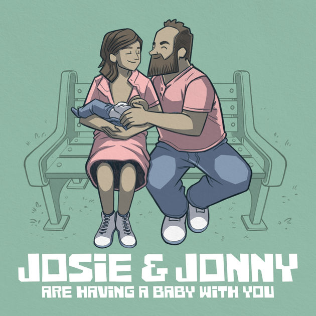 Josie & Jonny Are Having a Baby - January 2019