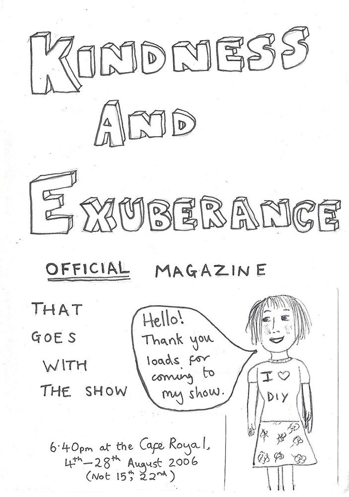 Kindness & Exuberance