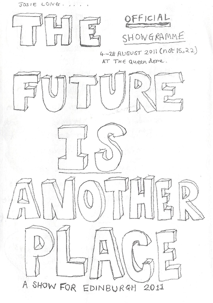The Future Is Another Place
